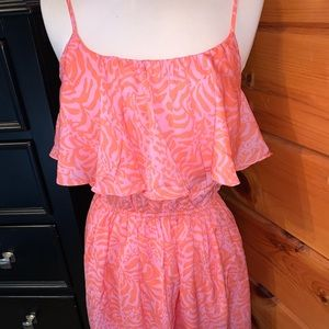 Lilly Pulitzer for Target size S hot pink dress